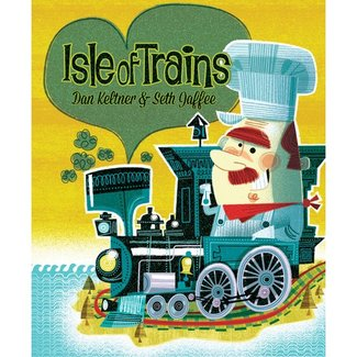 Dice Hate Me Games Isle of Trains [anglais]