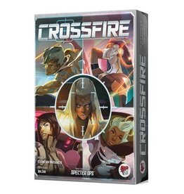 Plaid Hat Games Crossfire [français]