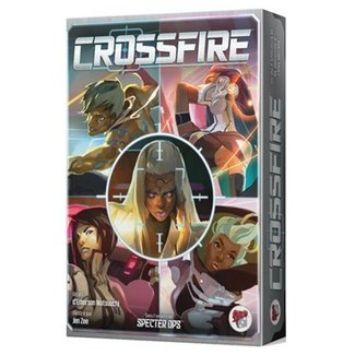 Plaid Hat Games Crossfire [French]
