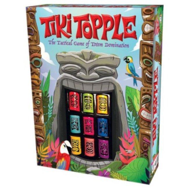 Gamewright Tiki Topple [English]