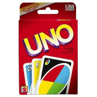 Mattel Games UNO [Multi]