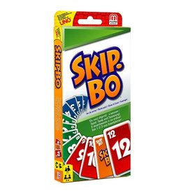 Mattel Games Skip Bo [multilingue]