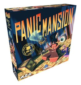 Blue Orange Panic Mansion [multilingue]