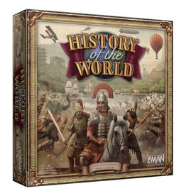 Z-Man History of the World [français]
