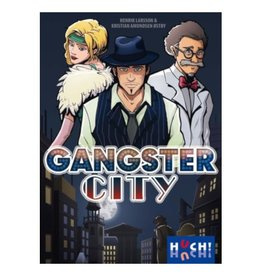 HUCH! Gangster City [multilingue]