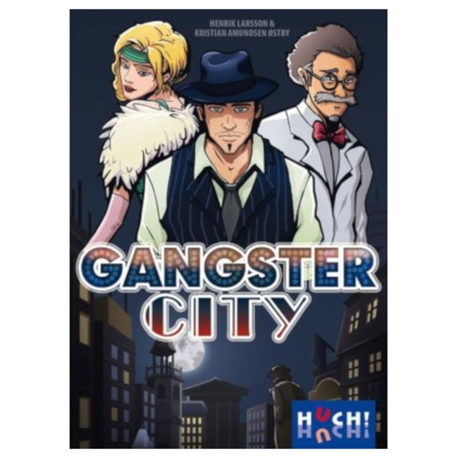 HUCH! Gangster City [Multi]