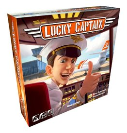 Blue Orange Lucky Captain [multilingue]