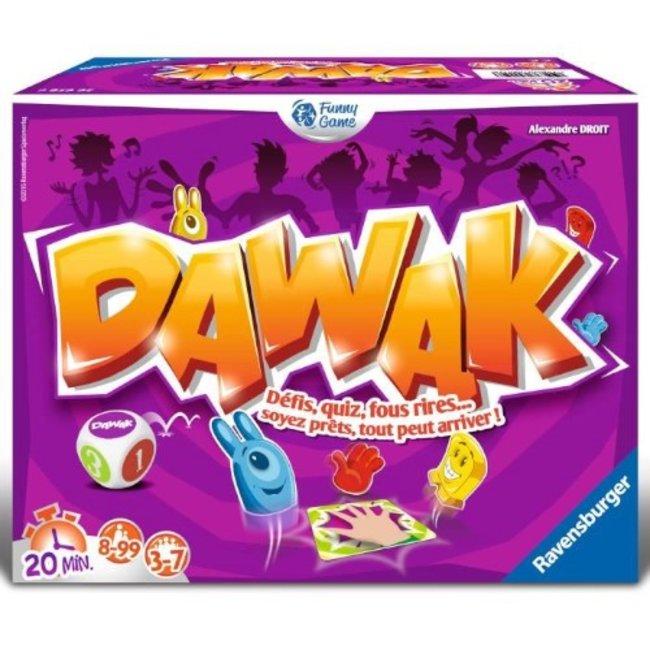 Ravensburger Dawak [multilingue]