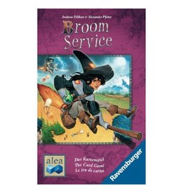 Ravensburger Broom Service - le jeu de cartes [multilingue]
