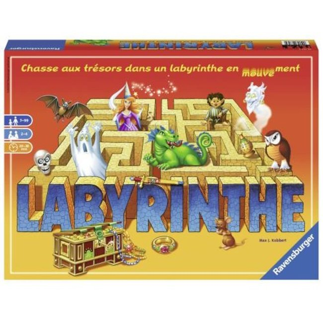 Ravensburger Labyrinthe [French]