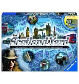 Ravensburger Scotland Yard [multilingue]
