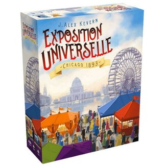 Renegade Game Studios Exposition Universelle - Chicago 1893 [français]
