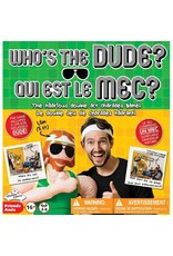 Identity Games International Qui est le mec ? (Who's the Dude ?) [multilingue]
