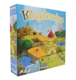 Blue Orange Kingdomino - Géant [multilingue]