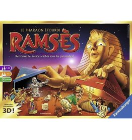 Ravensburger Ramsès [multilingue]