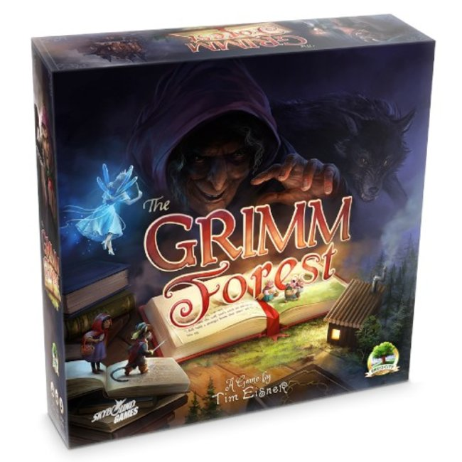 Druid City Games Grimm Forest (the) [English]