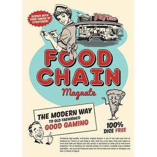 Splotter Spellen Food Chain Magnate [English]