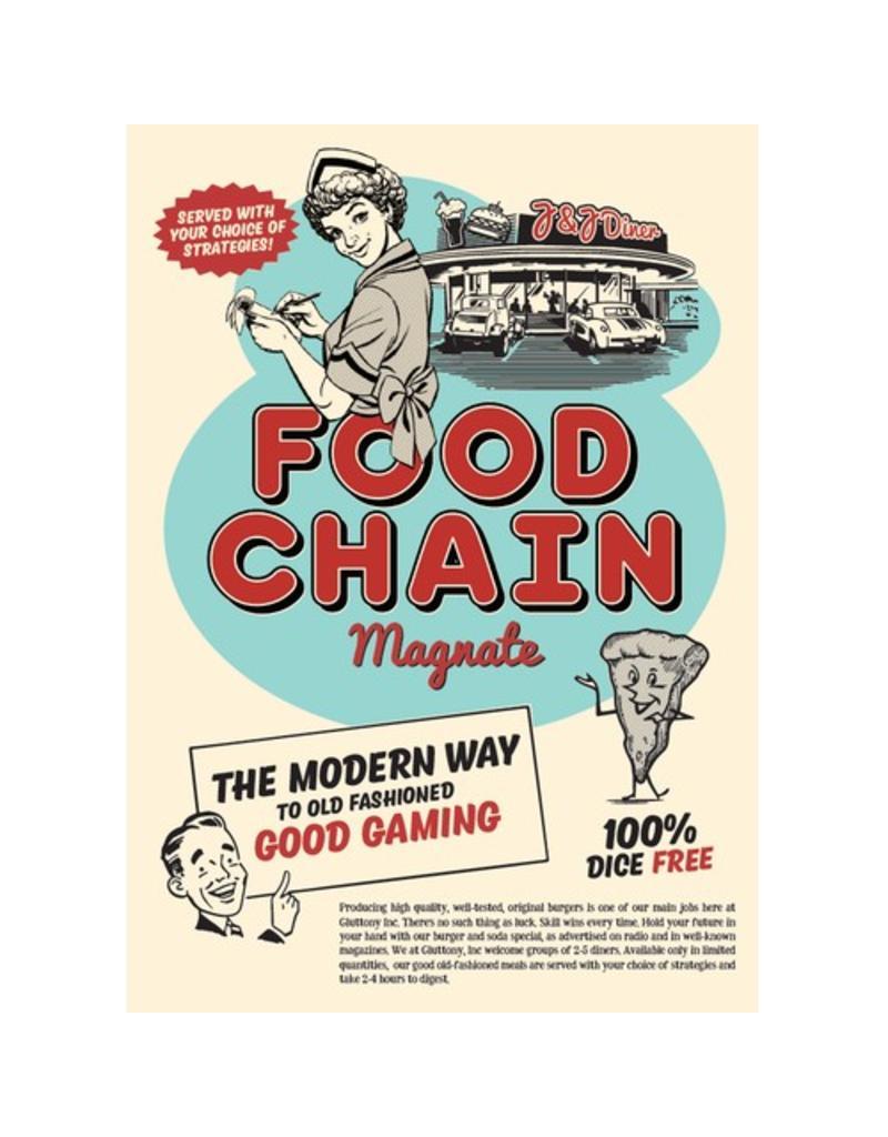 Splotter Spellen Food Chain Magnate [anglais]