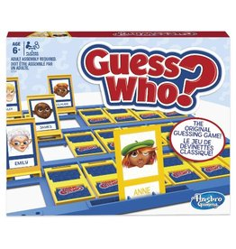 Hasbro Games Guess Who? [français]