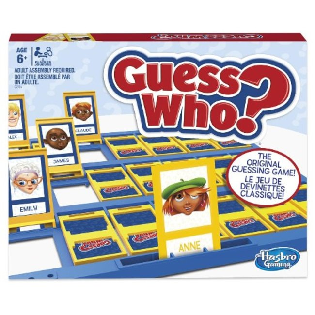 Hasbro Games Guess Who? [French]