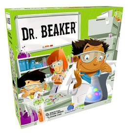 Blue Orange Dr Beaker [multilingue]