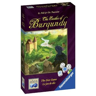 Ravensburger Castles of Burgundy (the) - The Dice Game [Multi]