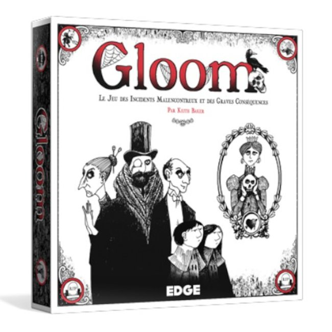 EDGE Gloom (2e édition) [French]