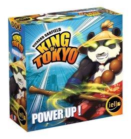 Iello King of Tokyo : Power Up ! [français]