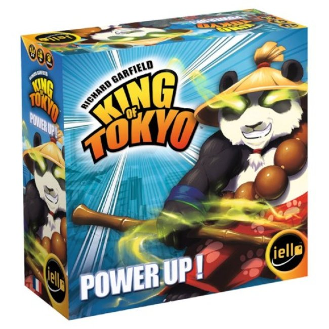Iello King of Tokyo : Power Up ! [French]