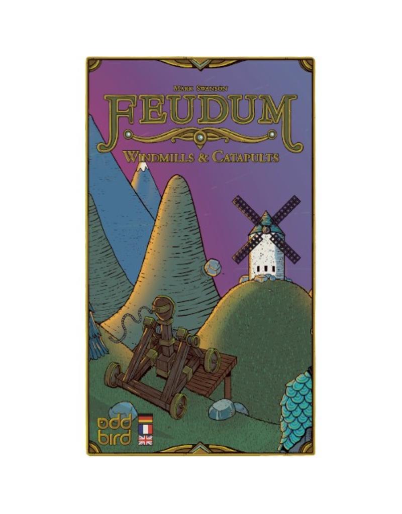 Odd Bird Games Feudum : Windmills & Catapults [multilingue]
