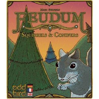 Odd Bird Games Feudum : Squirrels & Conifers [Multi]