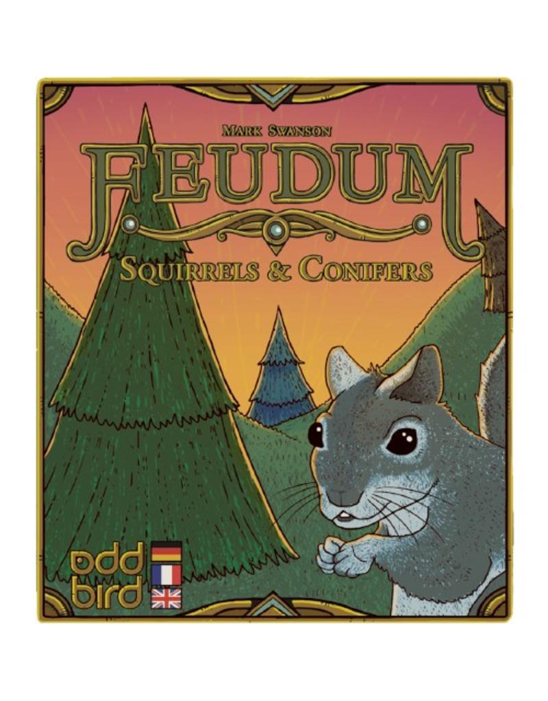 Odd Bird Games Feudum : Squirrels & Conifers [multilingue]