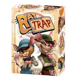 Tiki Editions Rat Trap [multilingue]
