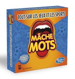 Hasbro Games Mâche Mots : Tout sur les jeux et les sports [français]