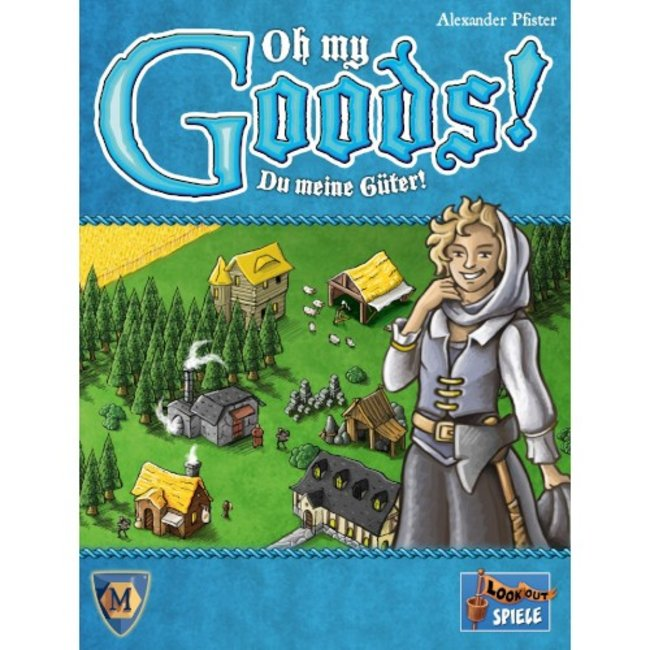 Lookout Games Oh My Goods ! [English]