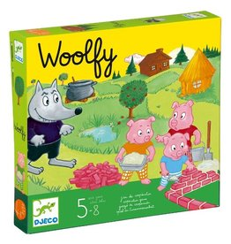 Djeco Woolfy [multilingue]
