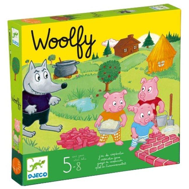 Djeco Woolfy [multilingue]