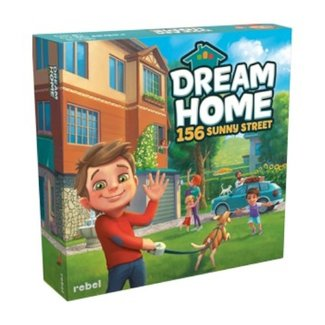 Rebel Games Dream Home : 156 Sunny Street [French]