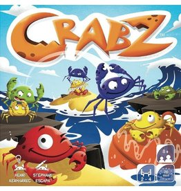 Blue Orange Crabz [multilingue]