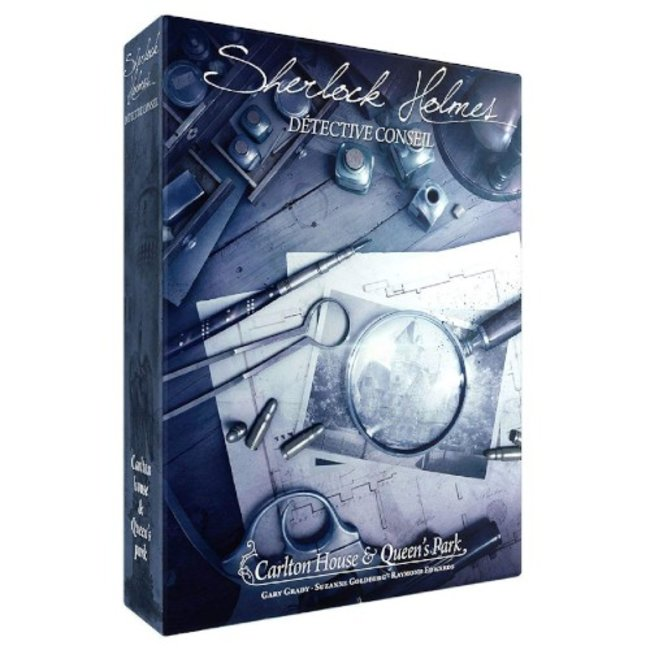 Space Cowboys Sherlock Holmes Détective Conseil - Carlton House & Queen's Park [French]