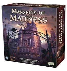 Fantasy Flight Games Mansions of Madness (2nd edition) [anglais]