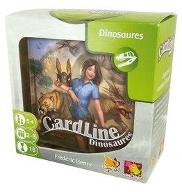 Asmodee Cardline - Dinosaures [français]