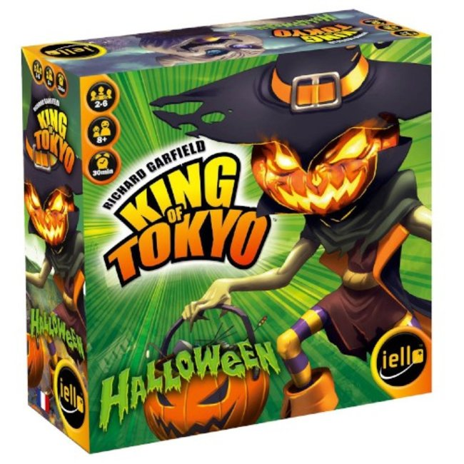 Iello King of Tokyo : Halloween [French]