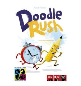 Brain Games Doodle Rush [anglais]