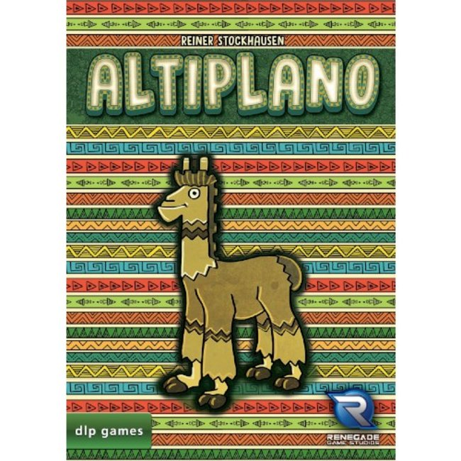 Renegade Game Studios Altiplano [English]
