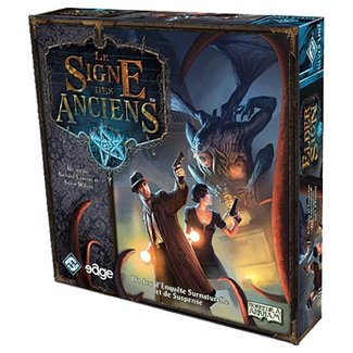 Fantasy Flight Games Signe des Anciens (le) [French]