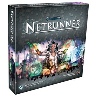 Fantasy Flight Games Android - Netrunner - Revised Core [English]