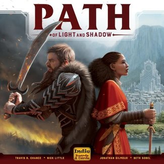 Indie Boards & Cards Path of Light and Shadow [English]