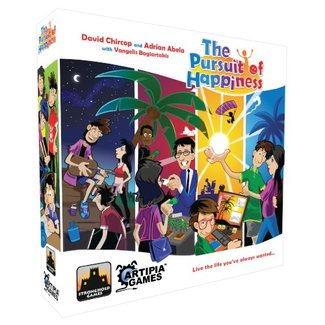 Stronghold Games Pursuit of Happiness (the) [English]