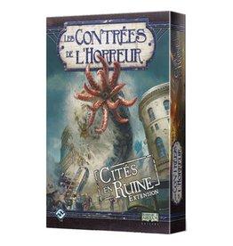 Fantasy Flight Games Contrées de l'horreur (les) : Cités en ruine [français]